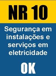 atende a NR10