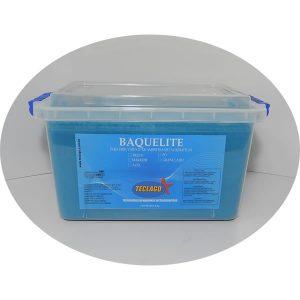Baquelite azul - 5Kg